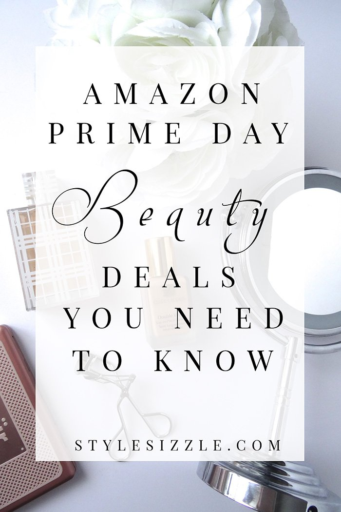 The Amazon Prime Day Beauty Deals You Need To Know About