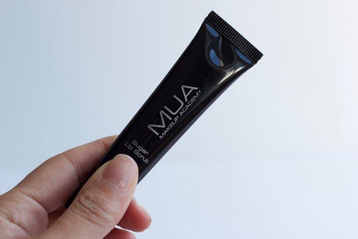 makeup academy sugar lip scrub | best drugstore beauty