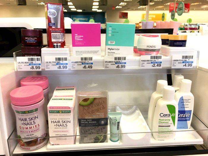 CVS beauty samples | best drugstore beauty