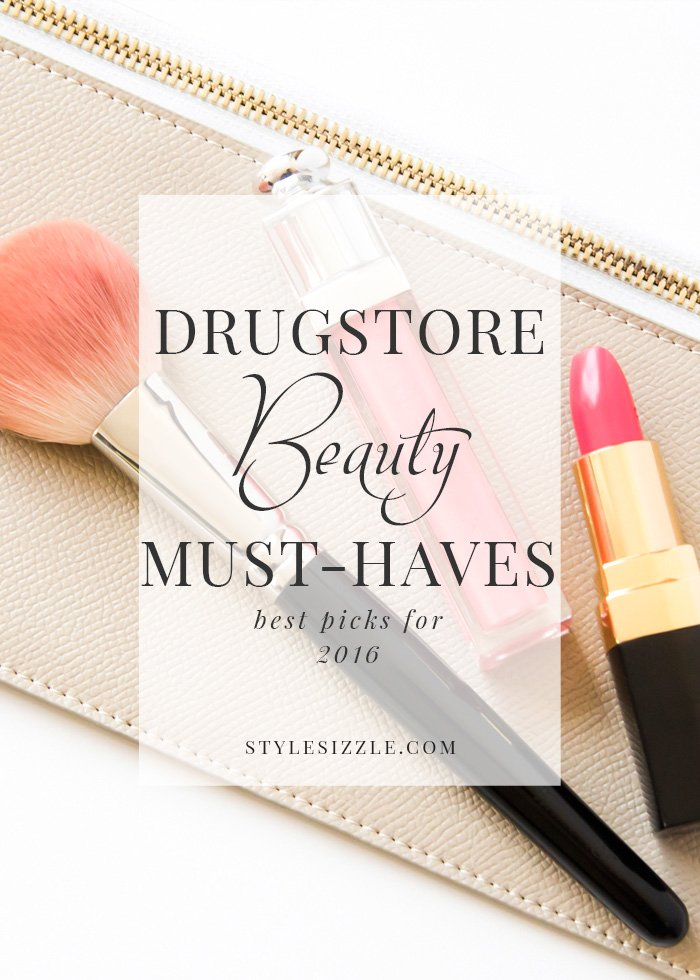 Drugstore Beauty Must-Haves + $100 Giveaway!