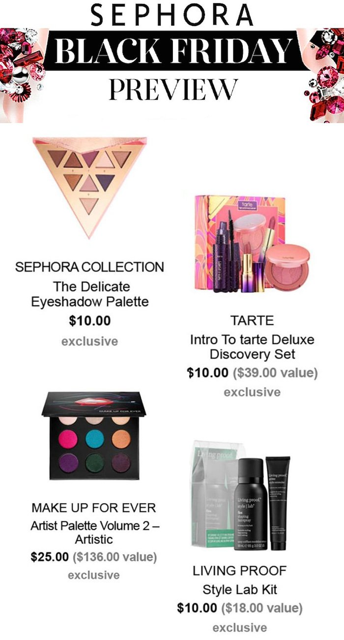Sephora's Black Friday Hours Mean A Midnight Shopping Spree foto