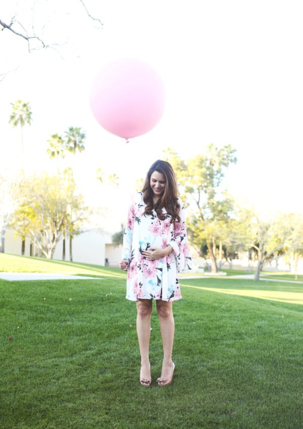 It's a Girl! | Baby Girl Announcement