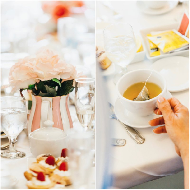 tea party baby shower ideas and decor. click to see the rest of this tea party shower in the post!