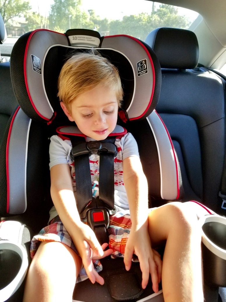 best carseat for grandparents grace 4ever convertible carseat review