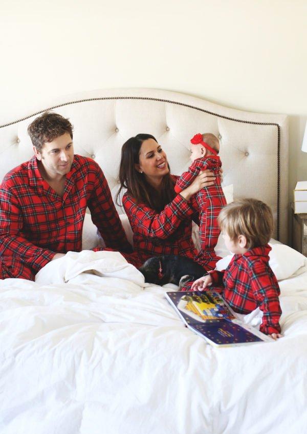 The Cutest 2017 Family Christmas Pajamas