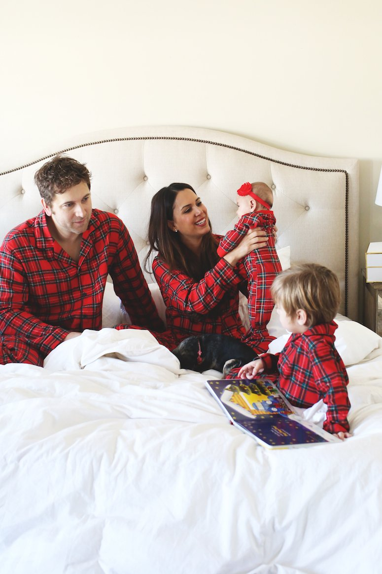 The cutest 2017 family christmas pajamas