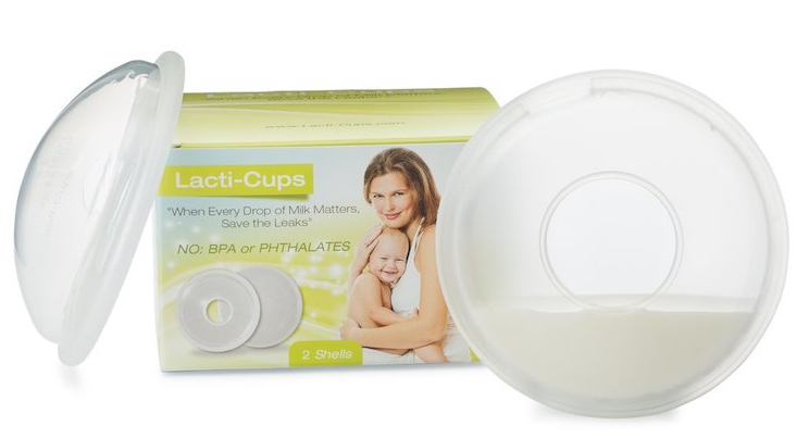 lacti-cups review, the easiest way ever to save breastmilk!