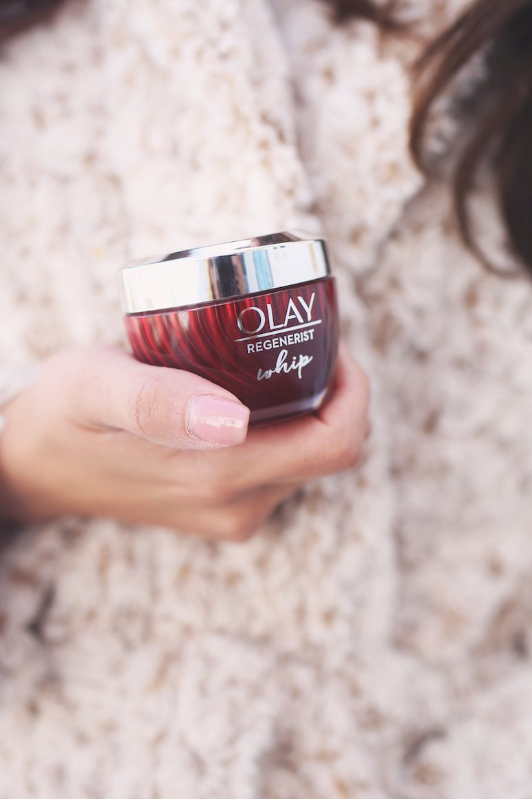 Winter Skincare Tips | Olay Whip Review