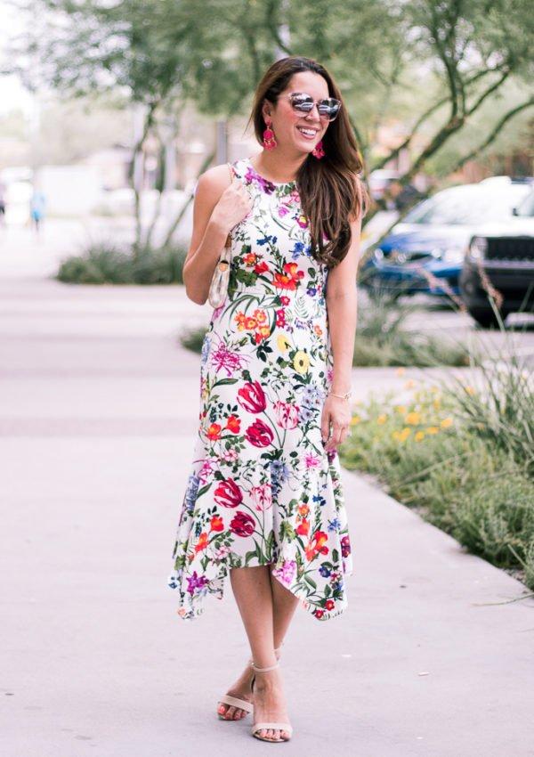 {Wedding Wednesday} What to Wear to an Arizona Wedding