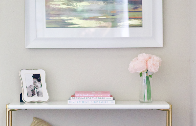 Our Entryway Makeover