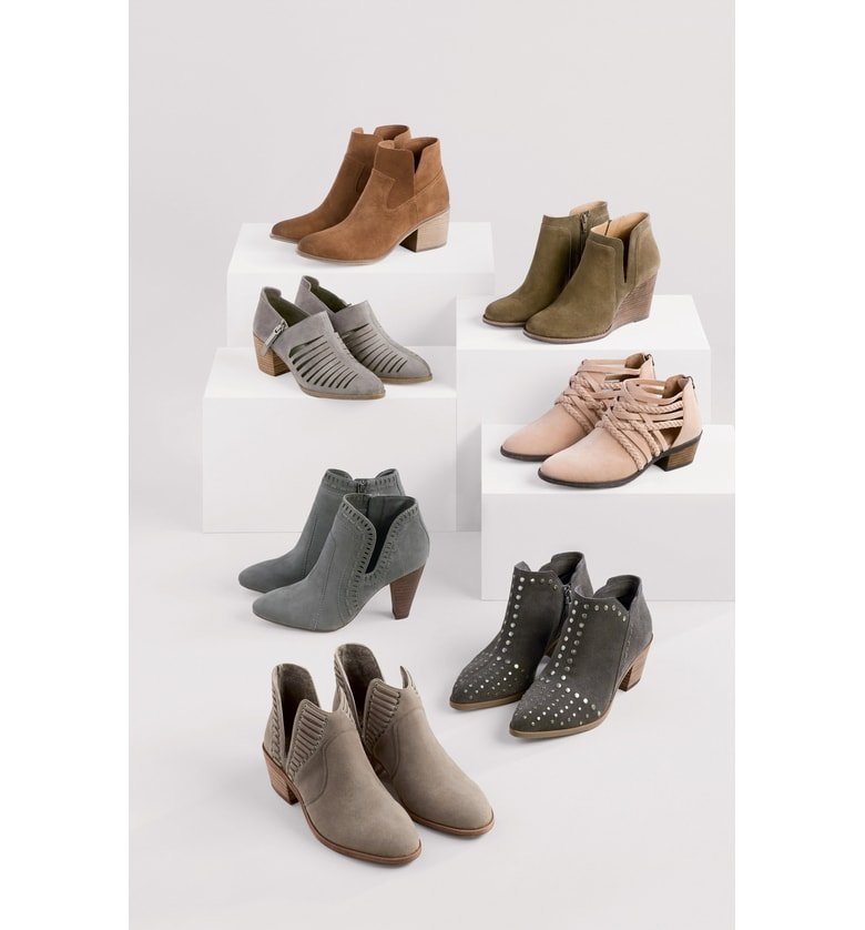 Nordstrom Anniversary Sale 2018 boots under $100