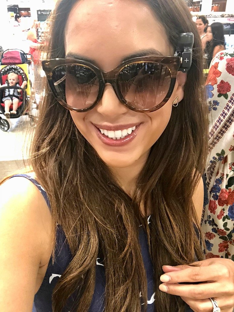 best nordstrom anniversary sale splurges Gucci sunglasses