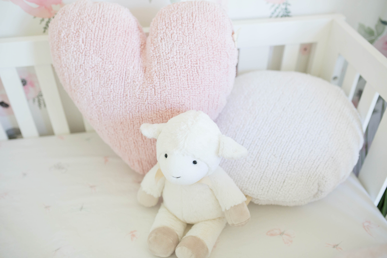 baby girl nursery ideas for a small space