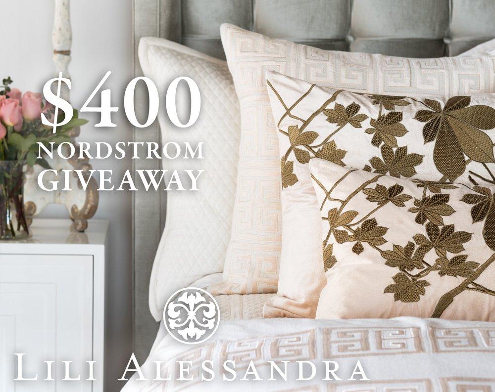 lili Alessandra nordstrom giveaway