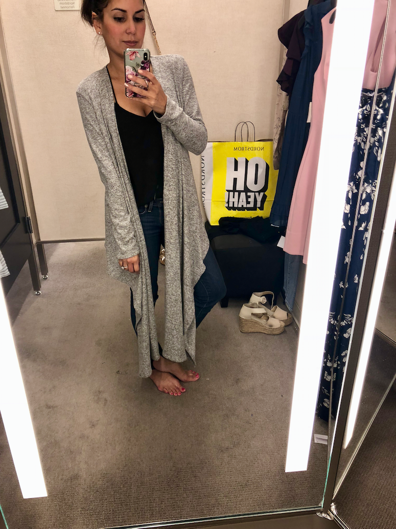 2018 nordstrom anniversary sale dressing room diaries and try on haul