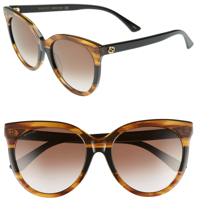 best nordstrom anniversary sale splurges Gucci sunglasses