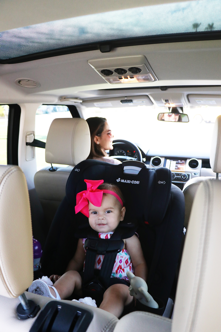 maxi-cosi magellan carseat review