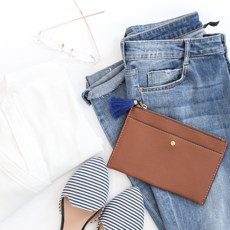 how to shop for clothes online, the best guide to getting clothes that fit and that you'll love!