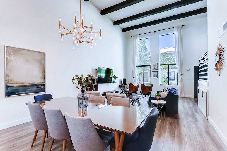 old town scottsdale airbnb before and after