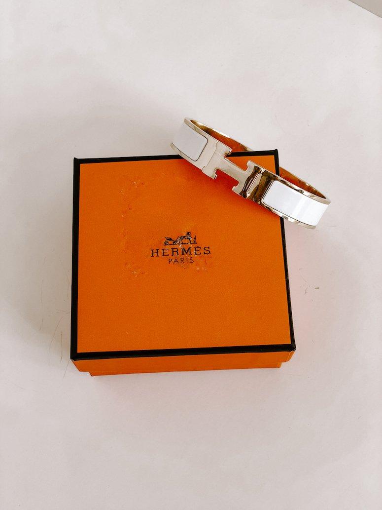 hermes bracelet dupe review
